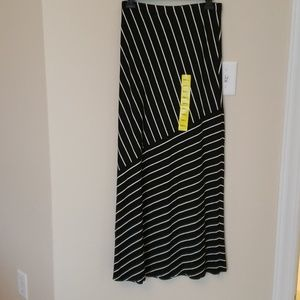 NWT matty m long skirt